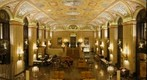 Chicago's Palmer House Hilton Lobby