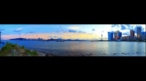 Sunset Macau