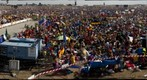 Megafoto de la Vigilia JMJ Madrid 2011 / Panoramic picture of JMJ Madrid 2011
