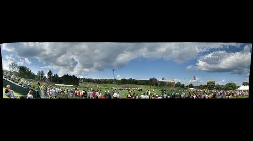 Steelers Summer Camp 1