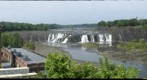 Cohoes Falls (Wide)
