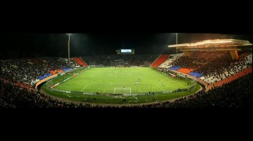 Estadio Malvinas Argentinas, Mendoza.