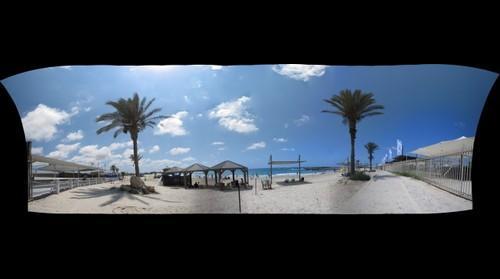 Atlit Beach (Israel)