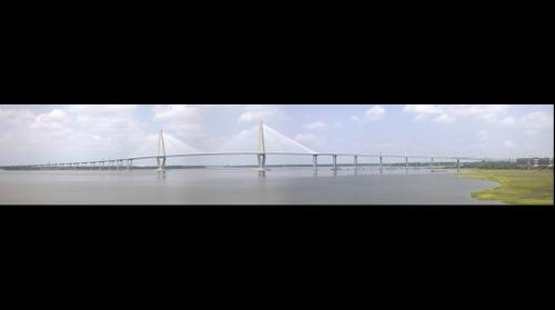 Bridge at Charleston, South Carolina, USA