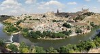 Vista Clasica Panoramica de Toledo