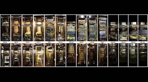 Interop New York Racks 2011