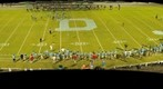 Singleton Field, Daniel High School vs. Easley. August 26, 2011