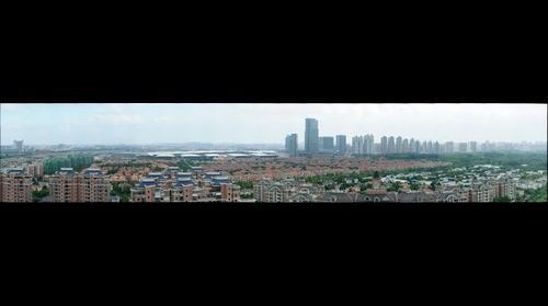 Shanghai Pudong near Century Park