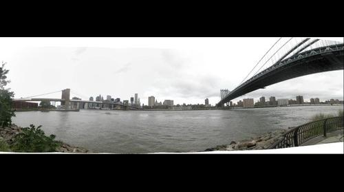 East River after Hurricane Irene
