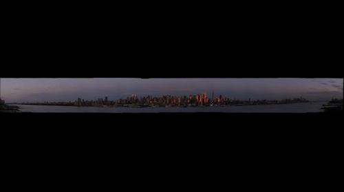 New York Skyline at Dusk #3