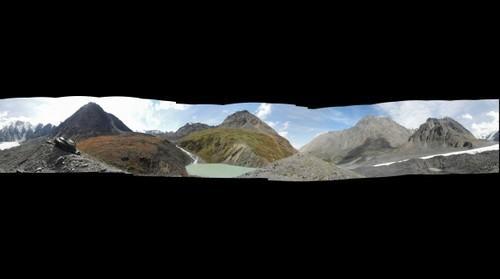 ледник Мошей