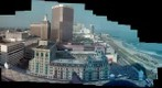 View of Atlantic City from Caesars' Casino Hotel tower