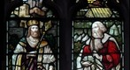 St. Stephen Church in Tivoli Cheltenham:Stainglass