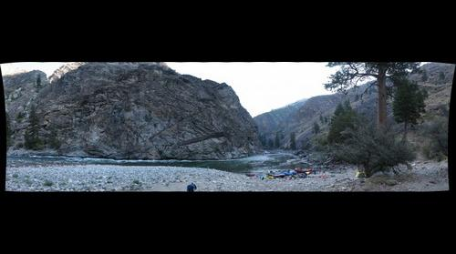 Middle Fork of the Salmon River F