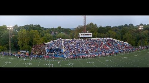 Highlands High School, David Cecil Memorial Stadium