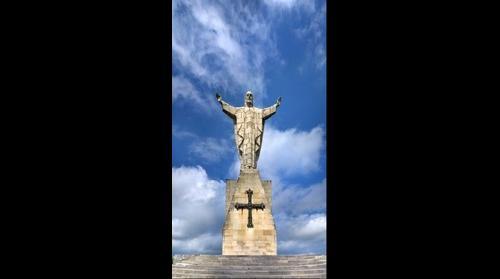 """Panoramica de """"El Cristo"""""""