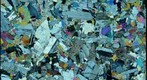 Thin Section of Norite from the Markgraf '52 Memorial