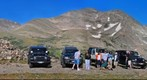 Bentek Kingston Peak offroad Aug, 2011