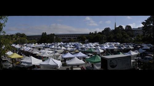 Marin Farmers Market Sept. 2011
