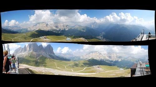 Dolomiti - Val di Fassa - 2950 mt
