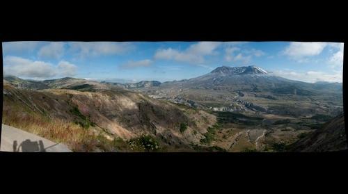 Mount Saint Helens Johnston Ridge Observatory