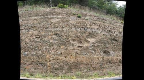 Bergton Outcrop 2