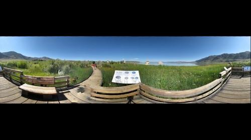 Mono Lake Tufa State Park, California