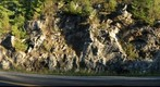 Marble Roadcut (Bad Light)