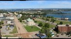 Sault Ste. Marie from the Tower of History