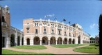 Rice University: Herzstein Hall, Lovett Hall and Sewall Hall