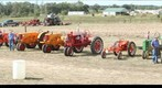 Antique Tractor Show 1