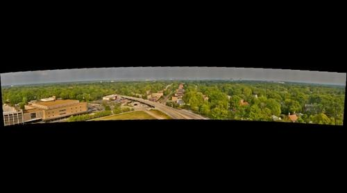 Gigapan - From the Ritz Carlton St. Louis