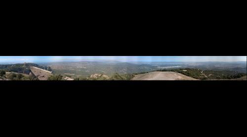 Vistas desde La Mola