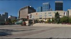 Sir Winston Churchill Square 360 degree panorama, Edmonton Alberta