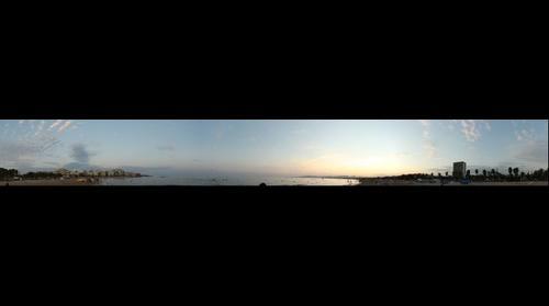 Coast in Salou, Tarragona