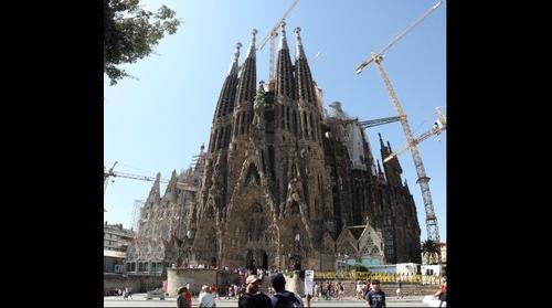 Temple Expiatori de la Sagrada Familia, Barcelona