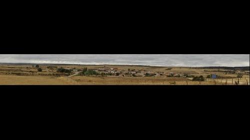 Villar de la Yegua - Panoramica del Pueblo