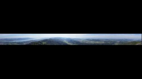 Aussichtsturm Uetliberg - Panorama (180crad)