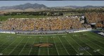 Montana State Bobcat Stadium looking east Sept. 10, 2011