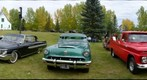 Antique  cars show and shine