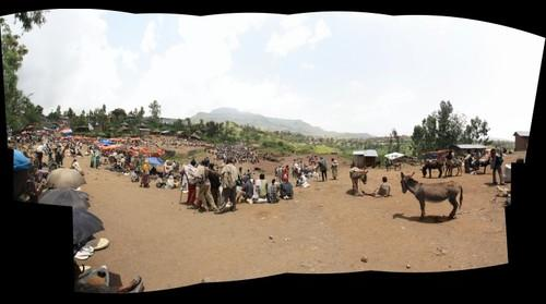 Ethiopia - Lalibela - Saturday Market