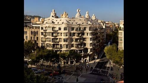 La Pedrera de Gaudi