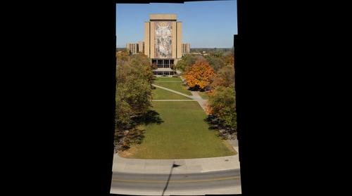 Hesburgh Library- Word of Life Mural