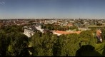 Vilnius 360 view from Gediminas tower