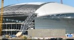 New Dallas Cowboys Stadium In Arlington, TX