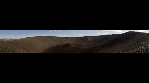 Hverfell desert