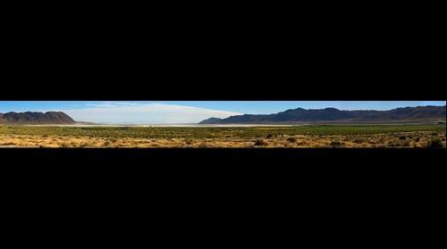 The Black Rock Desert:Burning Man 2011