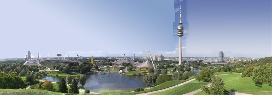 Munich Olympic Park / Olympiapark Muenchen    v1.1