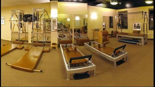 Touchstone Pilates Studio