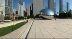 Chicago - Millenium Park - The Cloud Gate aka the Bean